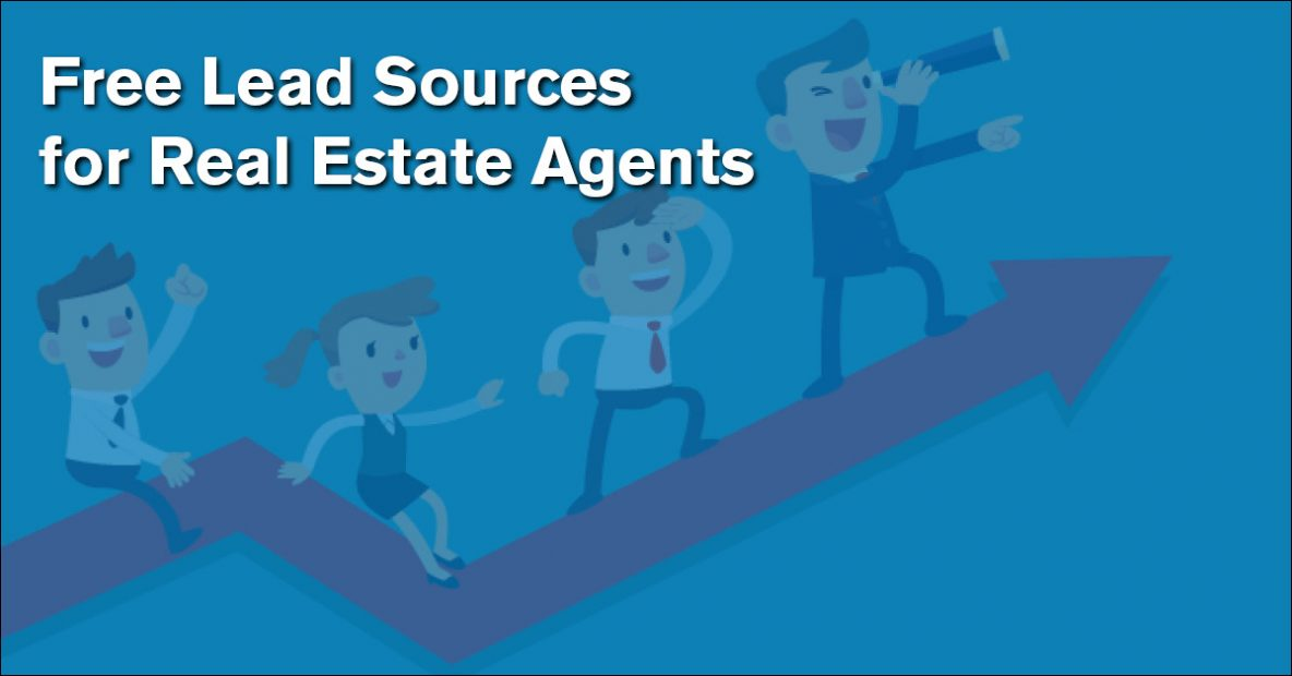 free lead generation sources for real estate agents