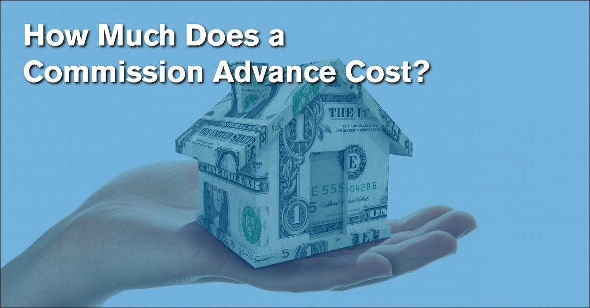 cost of commission advance